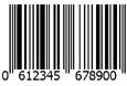 Code à barres EAN x 1